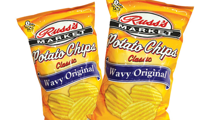 Picture of Russ's Market Potato Chips