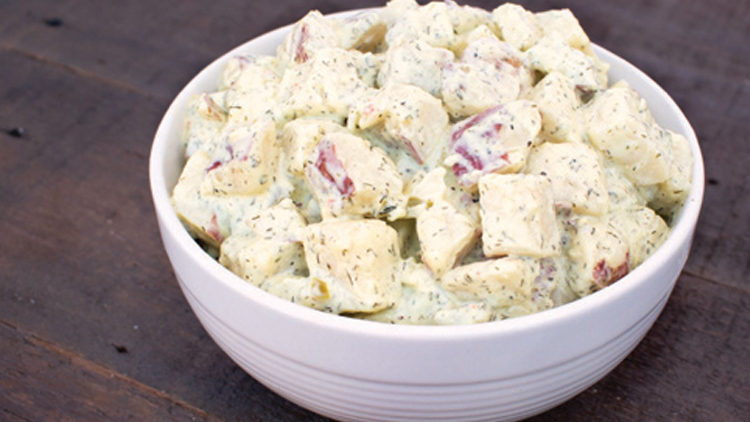Picture of Mrs. Gerry's Dill Potato Salad