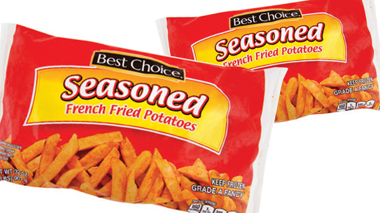 Picture of Best Choice Frozen Potatoes