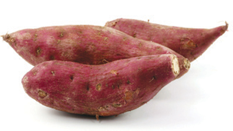Picture of Red Garnet Sweet Potatoes