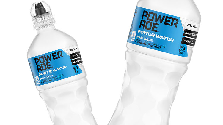 Picture of Powerade Power Water