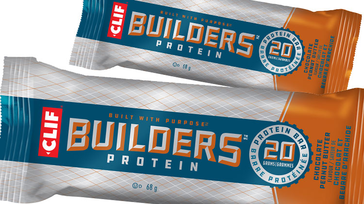 Picture of Clif Builders Protein Bars