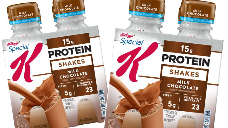Picture of Kellogg's Special K Protein Shakes