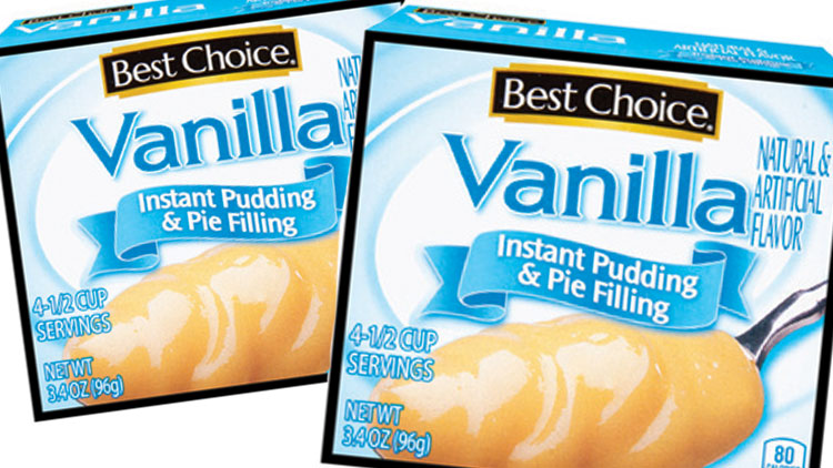 Picture of Best Choice Instant Pudding & Pie Filling Mix