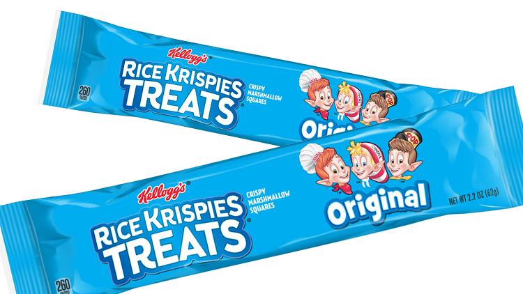Picture of Kellogg's Rice Krispies Treat Bar
