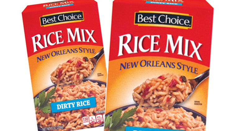 Picture of Best Choice New Orleans Style Rice Mix