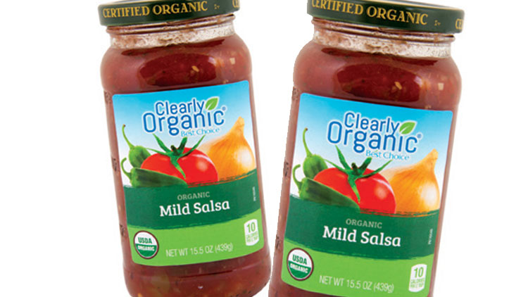 Picture of Clearly Organic Salsa