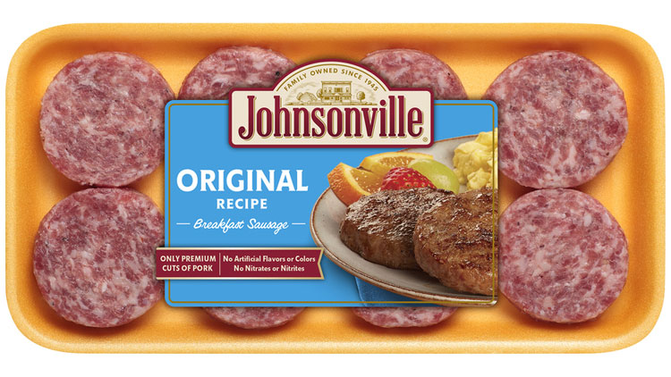 Picture of Johnsonville Ground or Breakfast Sausage