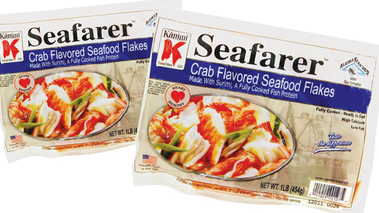 Picture of Kanimi Seafarer Crab Flavored Seafood