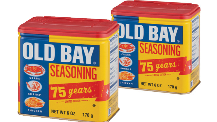 Picture of Old Bay Seasoning