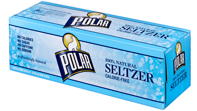 Picture of Polar 100% Natural Seltzer