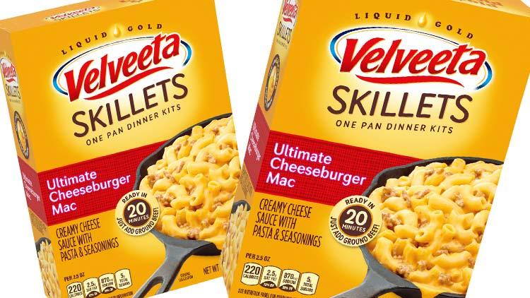 Picture of Velveeta Skillets One Pan Dinner Kits