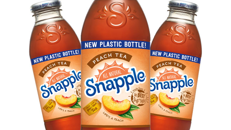 Picture of Snapple Beverages