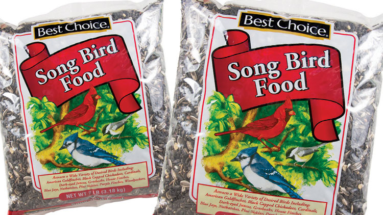 Picture of Best Choice Gourmet Trail Mix or Song Bird Food