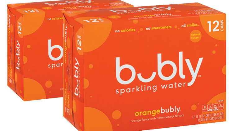 Picture of Bubly Sparkling Water