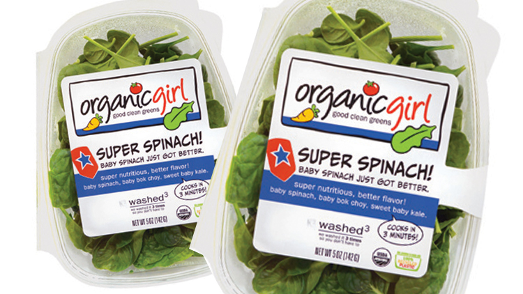 Picture of Organic Girl Salad