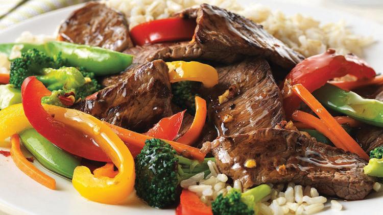 Picture of Boneless Beef Top Sirloin Steak or Roast