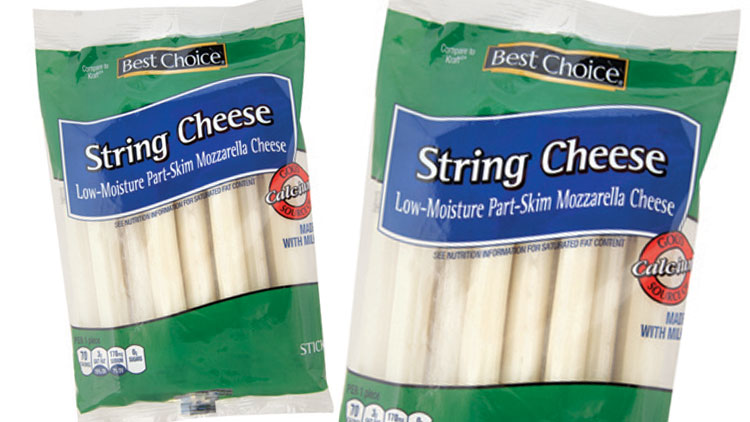 Picture of Best Choice String Cheese