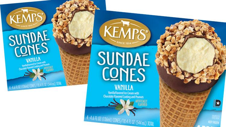 Picture of Kemps Sundae Cones