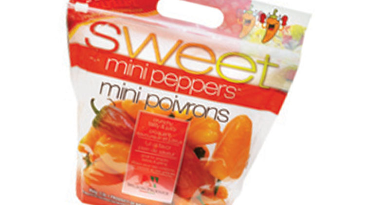 Picture of Mighty Minis Sweet Mini Peppers