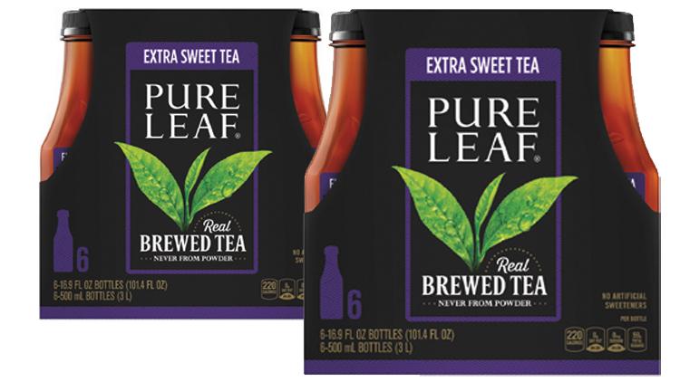 Picture of Pure Leaf Tea or Lipton Tea