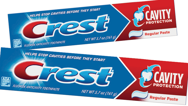 Picture of Crest Toothpaste