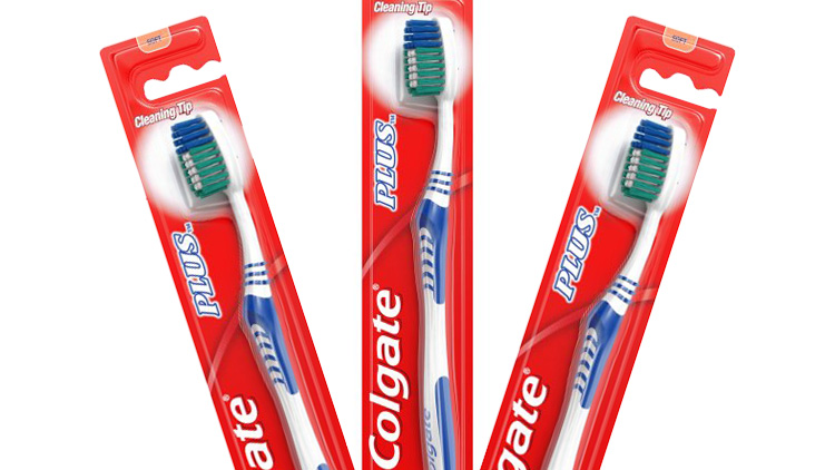 Picture of Colgate Plus Toothbrush