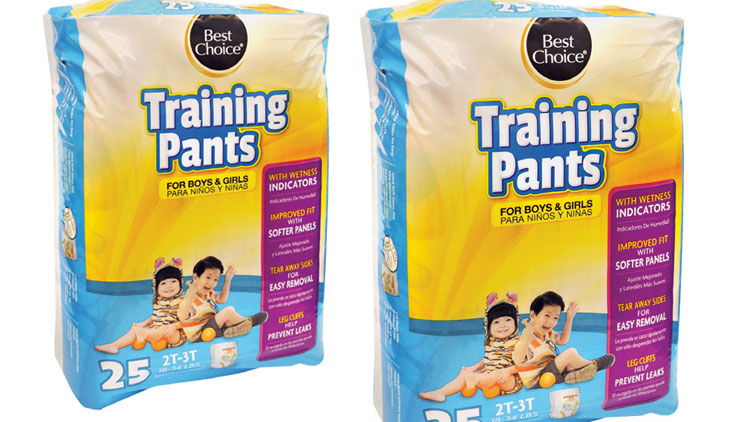Picture of Best Choice Training Pants