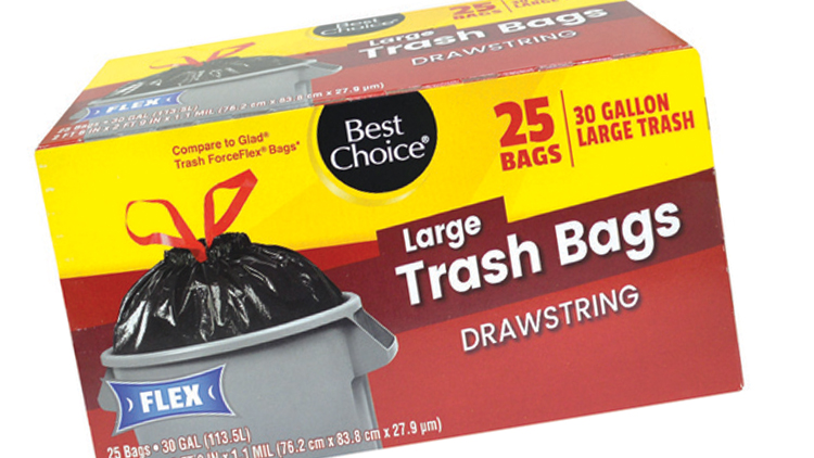 Picture of Best Choice Large Trash Bags