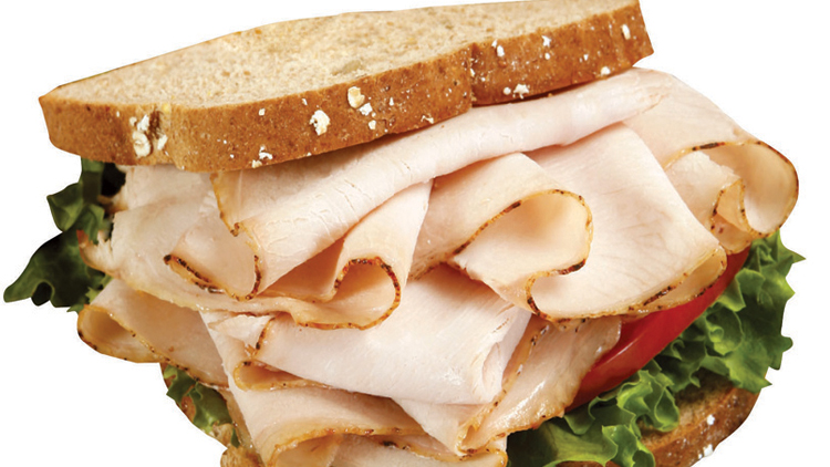 Picture of Kretschmar Off the Bone Turkey Breast, Provolone Cheese or Muenster Cheese