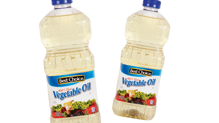 Picture of Best Choice Vegetable Oil or Canola Oil