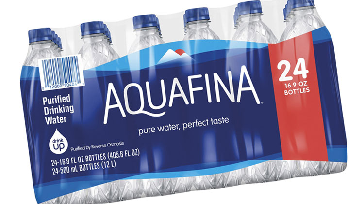 Picture of Aquafina Purified Drinking Water