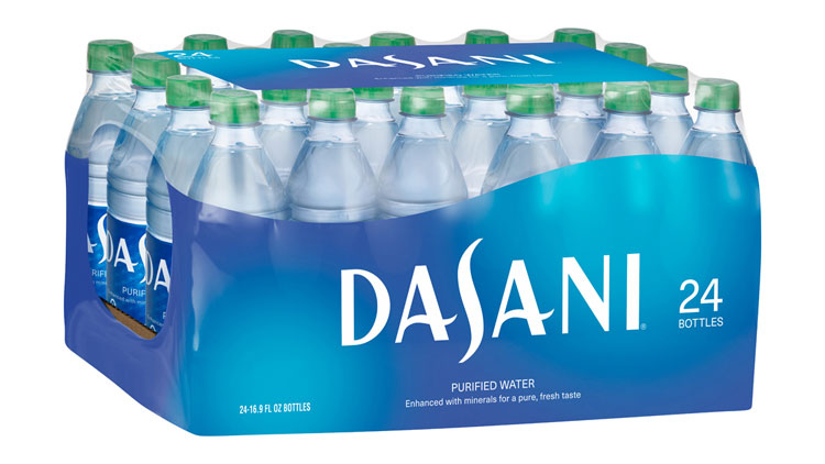 Picture of Dasani Purified Water