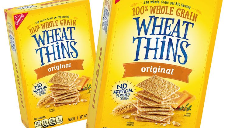 Picture of Nabisco Ritz or Snack Crackers