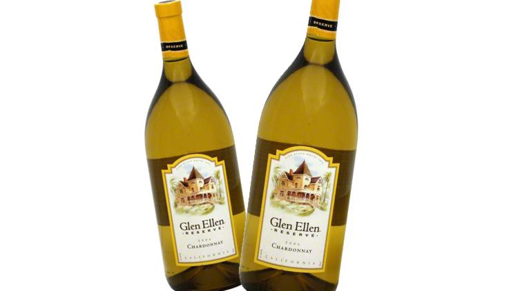 Picture of Glen Ellen Wine