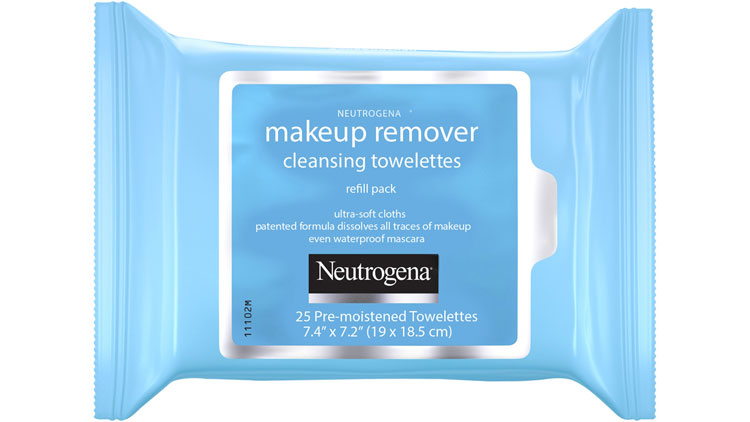 Picture of Neutrogena Makeup Remover Cleansing Towelettes